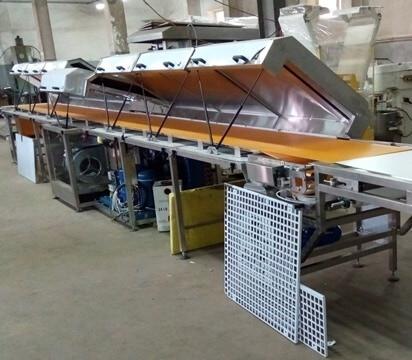 Проектирование холодильного оборудования и оборудования для шоковой заморозки
