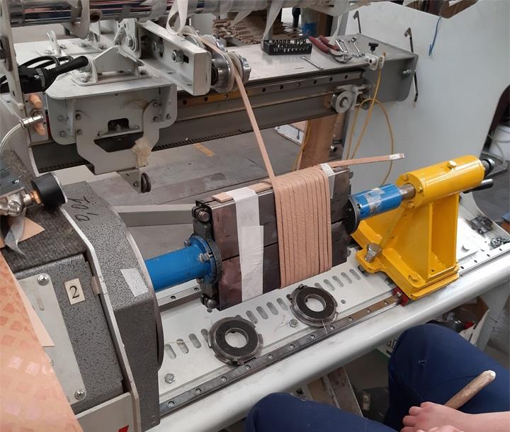 Проектирование оснастки для намоточного станка