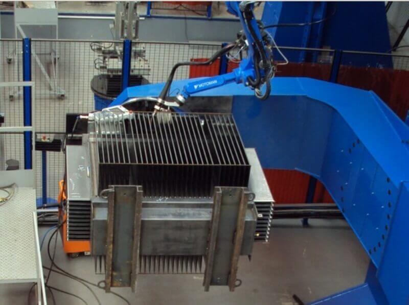 Роботизация и автоматизация производства