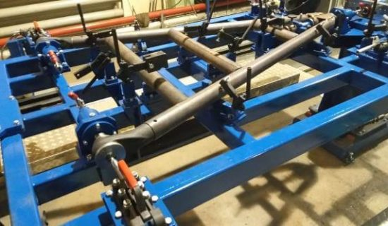 2021 — Разработана конструкторская документация для изготовления сварочного кондуктора