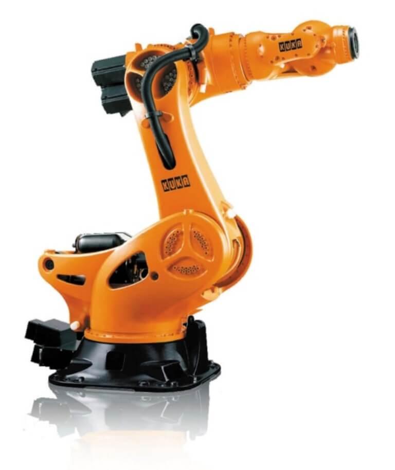 Шестиосевой шарнирный робот