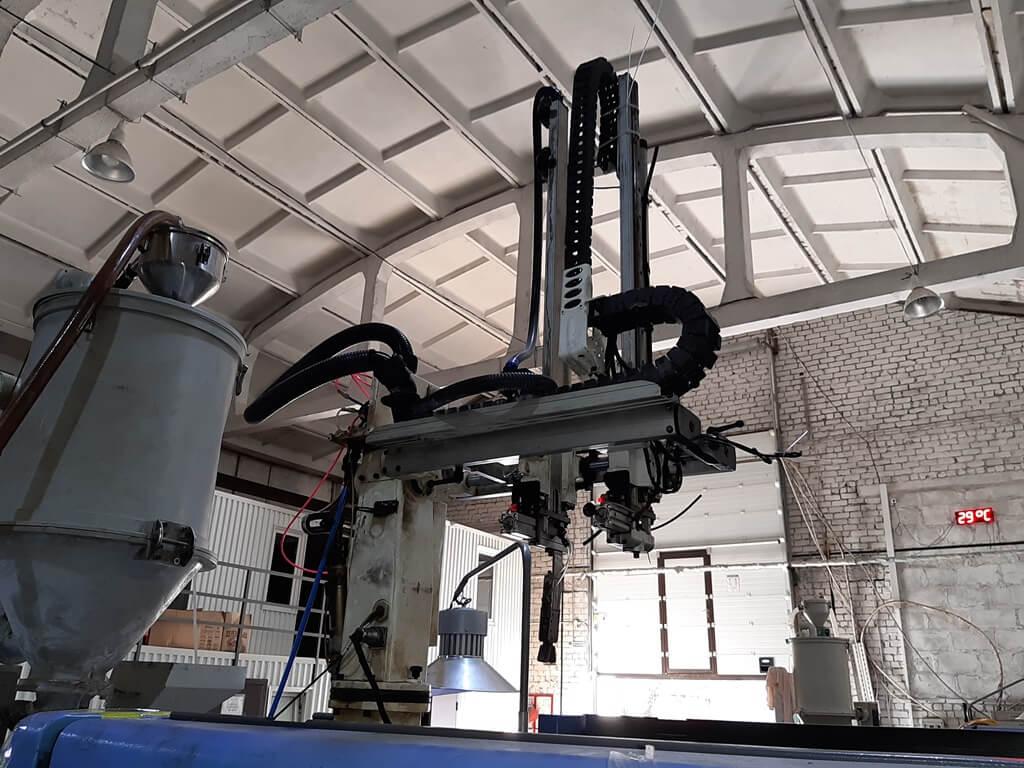 Линейный портальный робот