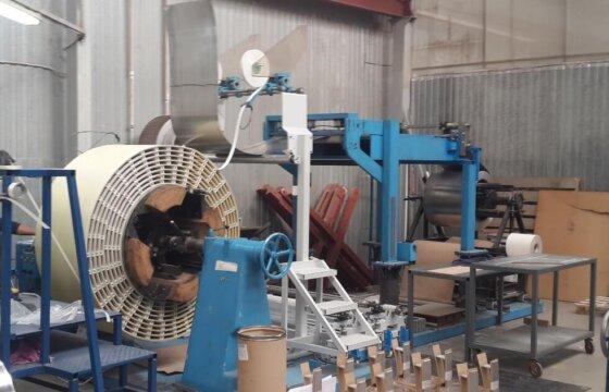 Модернизация намоточного станка для производства токоограничивающих реакторов